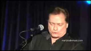 "MARTY BALIN - ""3/5 of a Mile in 10 Seconds"" - @ The Iridium - 10/10/14"