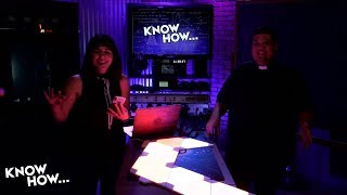 Know How... 379: Feedback: Linux laptops, Disco lights & Next Gen Wireless!