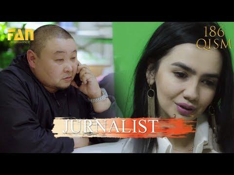 Журналист Сериали 186 - қисм L Jurnalist Seriali 186 - Qism