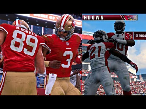ALEX IRVING VS PATRICK PETERSON! AMAZING PICK 6 AND CLUCH OVERTIME COMEBACK! - MADDEN 18 CAREER MODE