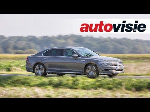 Eerste testnotities: Volkswagen Phideon 480 V6 (2017)