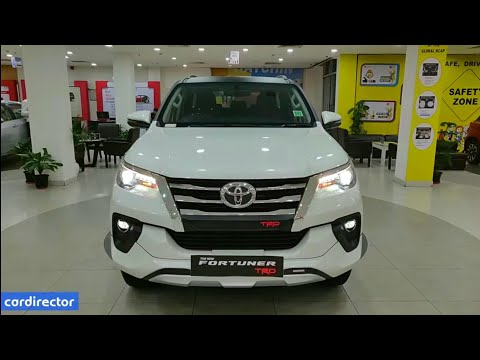 Toyota Fortuner TRD 2.8 4x2 AT 2019 | Fortuner 2019 TRD | Interior & Exterior | Real-life Review