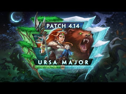 SMITE Patch Notes VOD - Ursa Major (Patch 4.14)