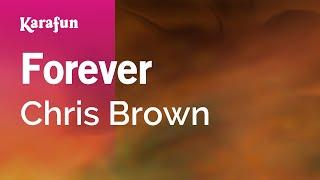 Karaoke Forever - Chris Brown *