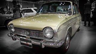 1965 Subaru 1000 スーパーデラックス