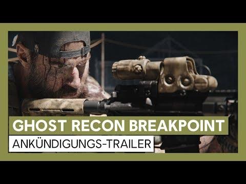 Ghost Recon Breakpoint: Official Announce Trailer | Ubisoft [DE]