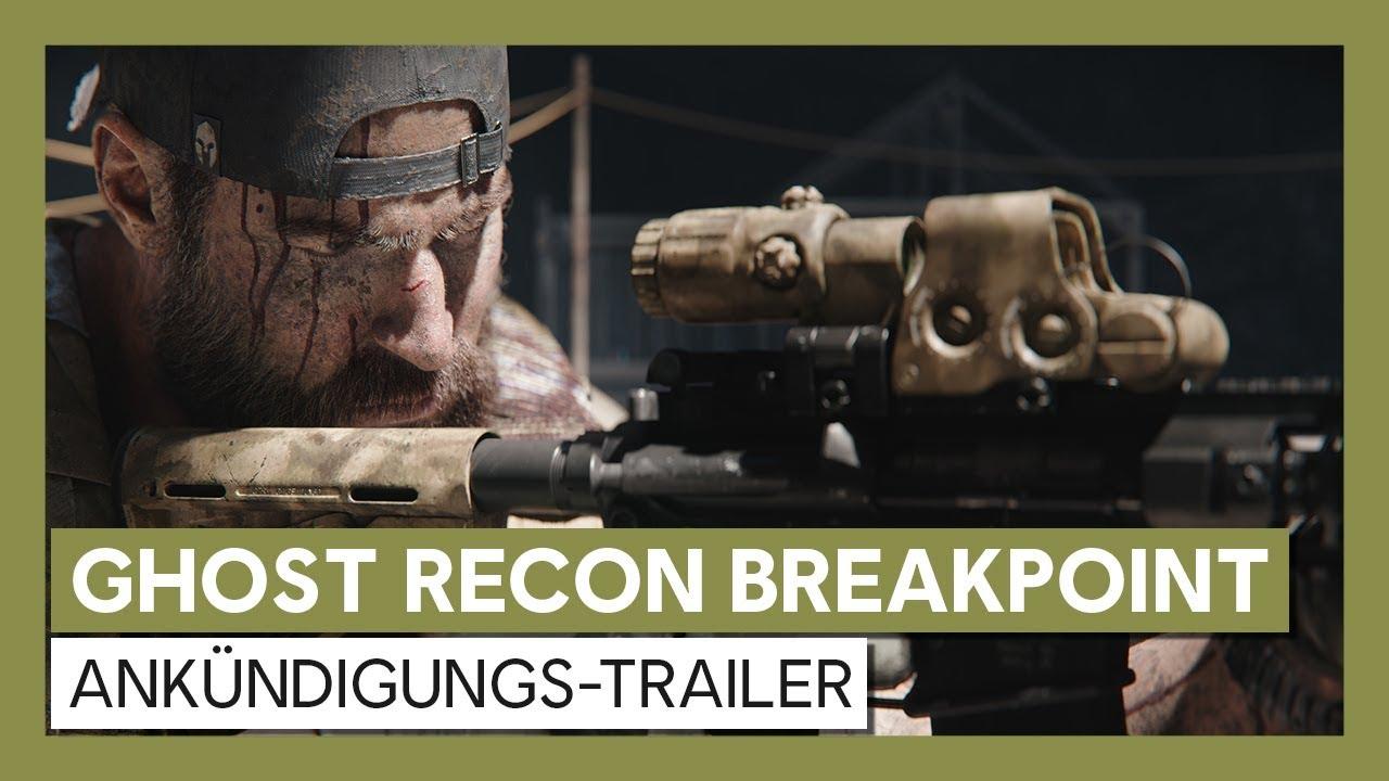 Ghost Recon Breakpoint: Official Announce Trailer | Ubisoft [DE] thumbnail
