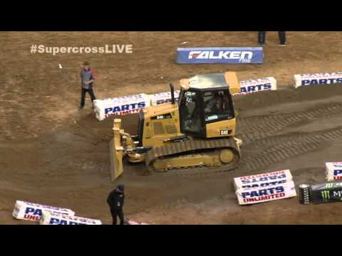 Supercross LIVE! 2013 - Official Broadcast of Practice and Qualifying from St. Louis
