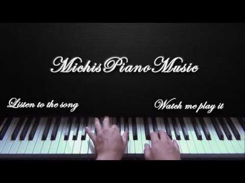Nuvole Bianche ~ Piano Tutorial ~ Part 1