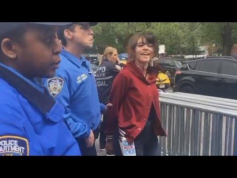 Brittany Venti from HWNDU Trolls #MayDay GONE WRONG (ARRESTED)