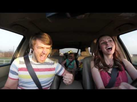 Good Looking Parents Sing Frozen Again (For the First Time in Forever)