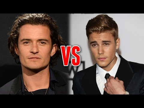 Justin Bieber PUNCHED By Orlando Bloom Over Selena Gomez or Miranda Kerr?