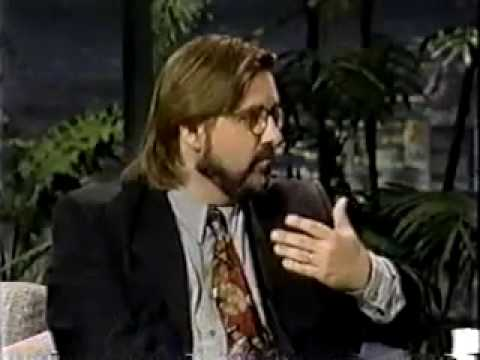Matt Groening  (The Simpsons) @ TS, 1991