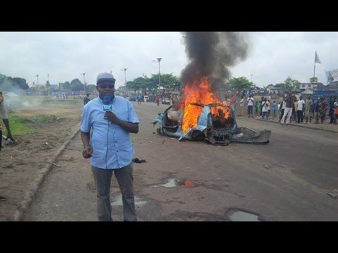 MPBTV No comment - Situation en images  du 19 septembre 2016 cet avant midi à Kinshasa