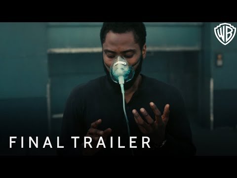 TENET (2020) Final Trailer – John David Washington, Robert Pattinson Movie | New Concept