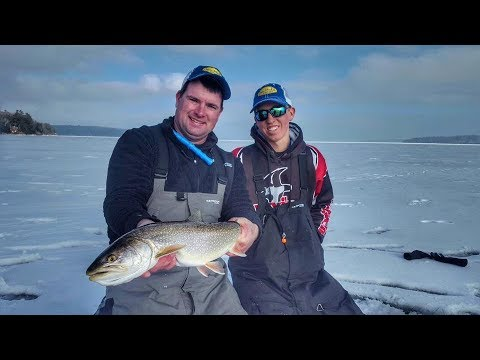 Wisconsin TROUT Trifecta- Jason Mitchell Outdoors