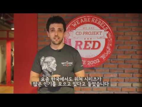 PS4, X1, PC 『더 위쳐 3: 와일드 헌트』 CD Projekt RED 감사 메시지