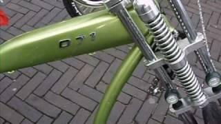 Custom lowrider, lowglider, cruiser & chopper bikes