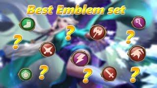 Mobile Legends BEST EMBLEM SET