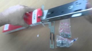 Cerradura Embutir Cisa 35 mm