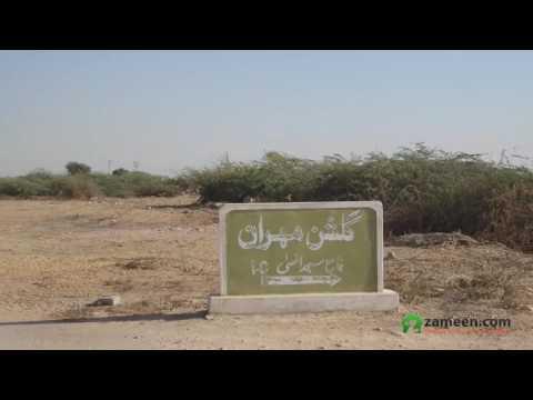 RESIDENTIAL PLOT IS AVAILABLE FOR SALE IN GADAP TOWN GULSHAN-E-MEHRAN KARACHI