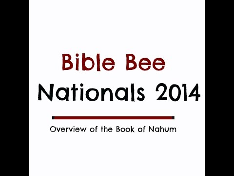 5 Minutes Bible Study Spelling Bee