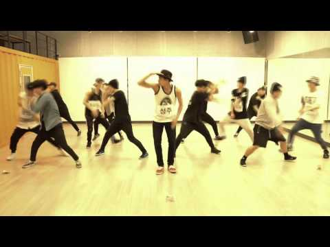 開始Youtube練舞:EOEO-UNIQ | 慢版教學