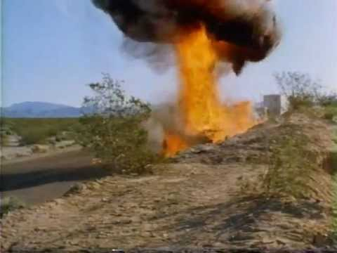 Thunder Run 1986  Herbie Goes Ballistic!