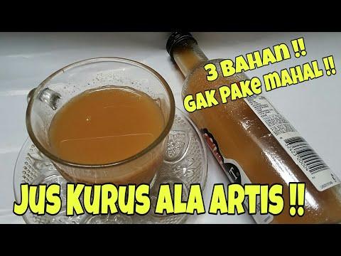 Jus Kurus Ala Artis / Herbal Lemon