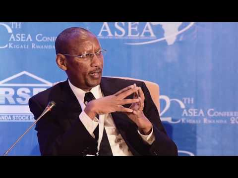 Governor's Panel discussion at the 20th ASEA Annual Conferen