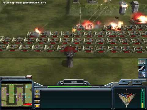AOD [Command And Conquer Generals Zero Hour Multiplayer]