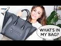 WHAT'S IN MY TRAVEL BAG | Annie Jaffrey