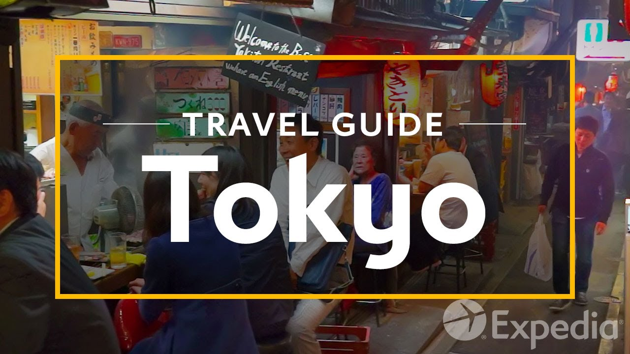 a recollection of my experience during a trip in tokyo japan