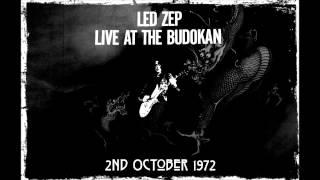 Led Zeppelin Live in Japan, 2nd October 1972 Full Concert