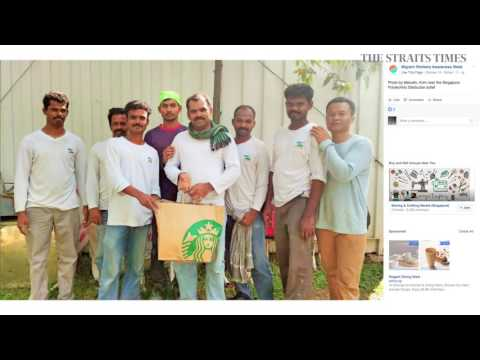 Causes Week 2016: Saying 'thank you' to migrant workers