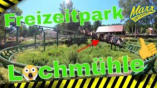 [Parkcheck] Freizeitpark Lochmühle | Hessen 😁