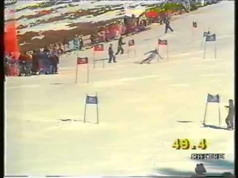 Campionati Mondiali Sci Alpino Saalbach 91