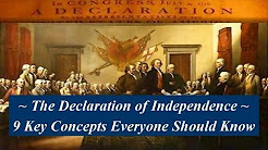 rhetorical essay on the declaration of independence