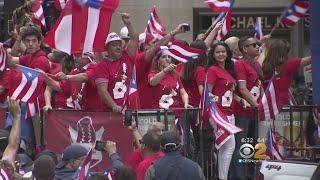 Pride On Display At Puerto Rican Day Parade
