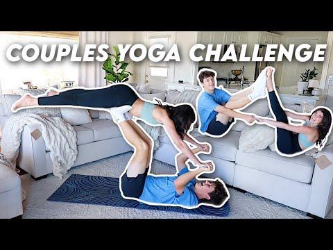 COUPLES YOGA CHALLENGE 2020