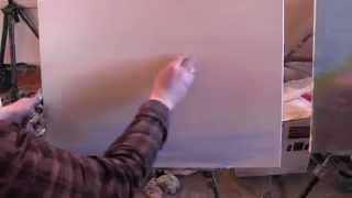 Научиться рисовать корабли в море, яхты, уроки масляной живописи в Москве