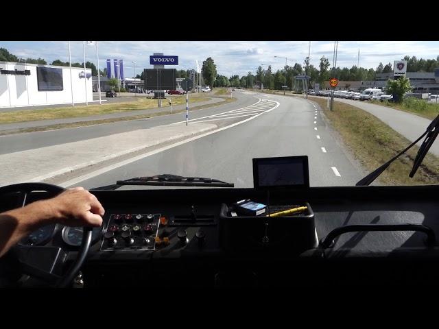 Volvo c202 Laplander camper  turbo sound