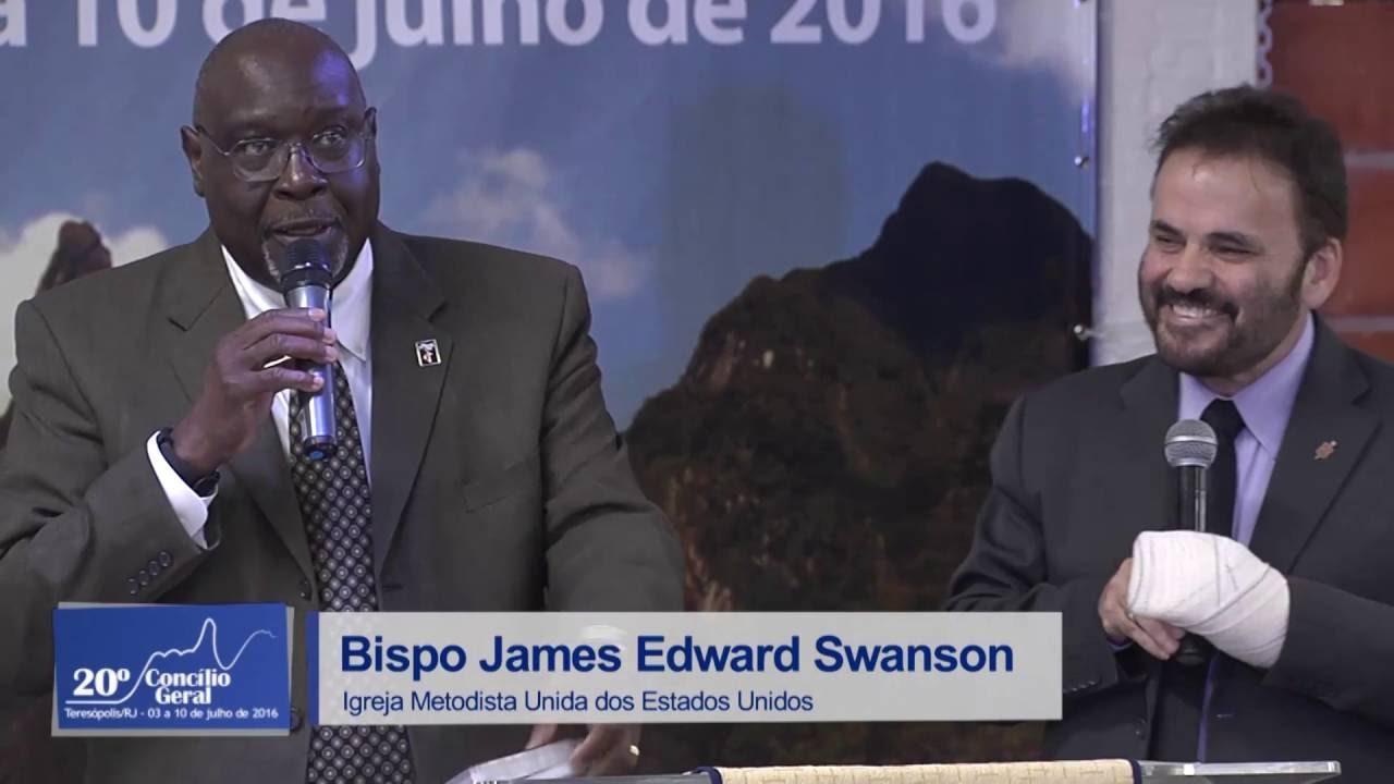 2ª Pregação do Bispo James E. Swanson no 20º Concílio Geral