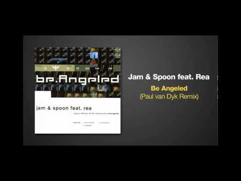 Paul van Dyk Remix of BE.ANGELED by Jam & Spoon ft. Rea