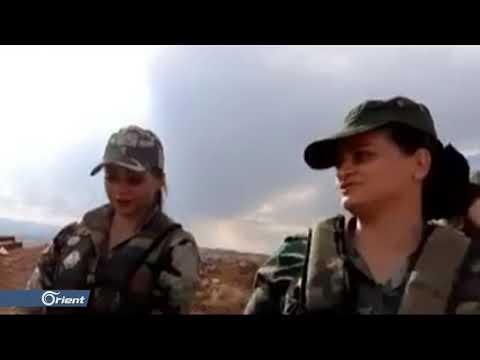 بشار أسد يزج بالنساء للقتال في إدلب