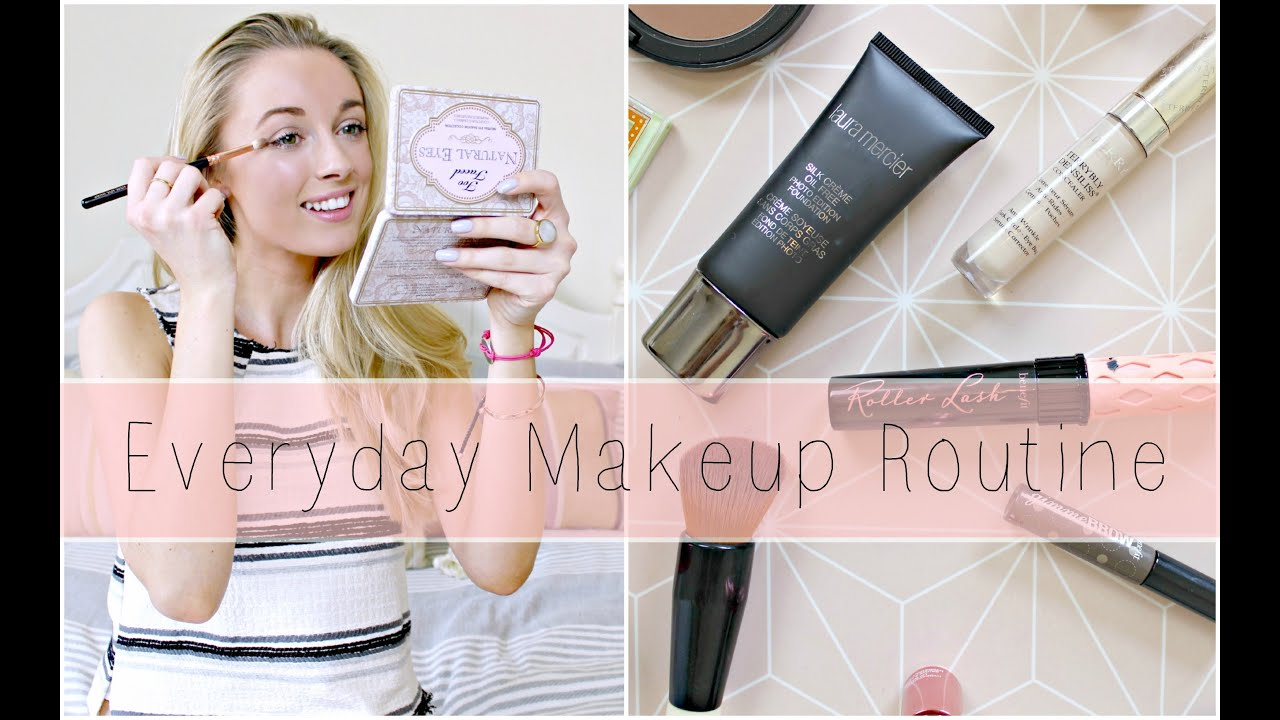 a7ab6bc405f342 Everyday Makeup Routine | Fashion Mumblr - YouTube