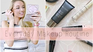 Everyday Makeup Routine  |  Fashion Mumblr