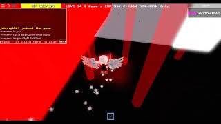 ROBLOX undertale monster mania FRISK fight.