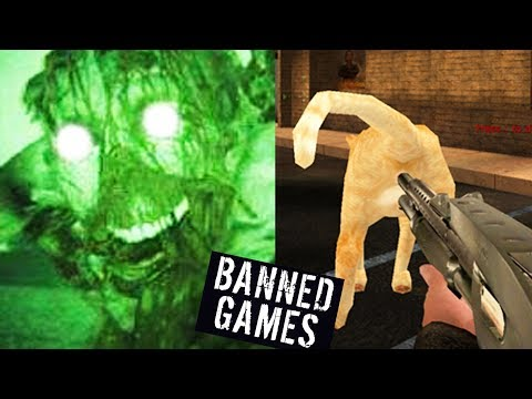 TOP 5 BANNED VIDEO GAMES