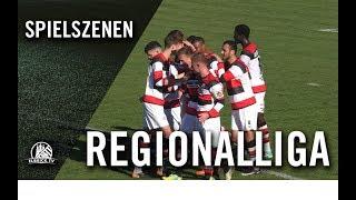 Altona 93 - SpVgg Drochtersen/Assel (12. Spieltag, Regionalliga Nord)